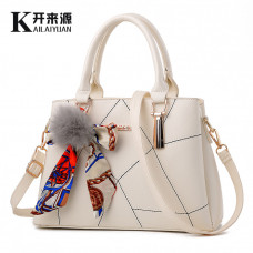 High Quality Canvas Bucket Hand Bag S Women'S Messenger Bag