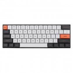Feker 61/104 keys DSA Profile PBT Sublimation Keycap for Anne pro 2 Feker 01 RK 61 60% Mechanical Keyboard