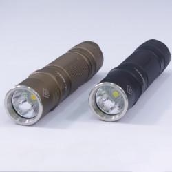 MARCH K3 XML2 1.5A Flashlight 3 Modes Waterproof 18650 Battery LED Light