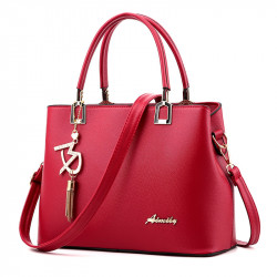 New Arrival Womens Bag Tote Bag Handbag Female Korean Sweet Tassels Lady Fashion Handbag Crossbody Shoulder Handbag