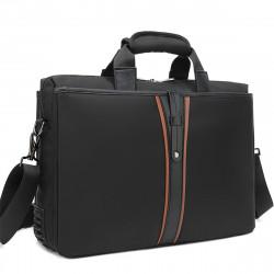 Men's Business Briefcase Bag Waterproof Laptop Bag Shoulder Bag Travel Handbag