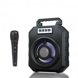 Portable bluetooth Wireless Speaker Subwoofer Stereo Heavy Bass USB FM Radio AUX Speaker