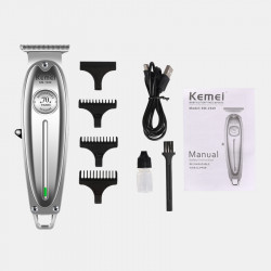 Electric 3 In 1 Hair Clipper Nose Hair Trimmer Beard Body Shaver Grooming Razor Kit Hair Styling Tool