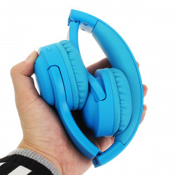Picun E3 Portable Foldable Kids Headphone bluetooth Wireless Headset Built-in Mic with Type-C Charging
