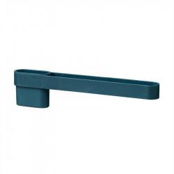 Adhesive Towel Rack Wall Mounted Toothbrush Holder Storage Bathroom Home 4 Colors