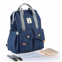20L Polyester Waterproof Baby Diaper Bag Portable Mummy Bag Travel Storage Bag Handbag