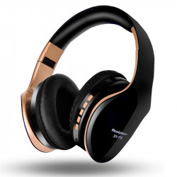 Bakeey SN-P18 bluetooth Gaming Headphone Foldable Stereo Earphones Support TF Card With Mic