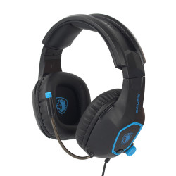 SADES SA-818 Stereo Casque Ps4 Gaming Headphone with Microphone For Pc Cell Phone PS4 Laptop