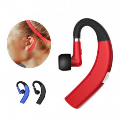 Bakeey M11 Business bluetooth Handsfree Wireless Sports Earphone Hanging Ear With HD Mic