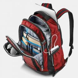 Men Multifunction Large Capacity Backpack Patchwork Bag Travel Bag