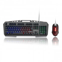 104 keys USB Wired RGB Backlit Waterproof Hovering Keycap Mechanical Gaming Keyboard or Keyboard and Mouse Set
