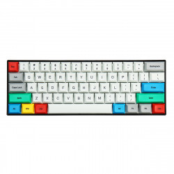 Feker D2 61/108 keys DSA Profile PBT Sublimation Keycap for Anne pro 2 Feker 01 RK 61 60% Mechanical Keyboard