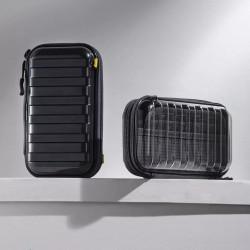 Baseus Let''s Go Portable Shockproof PC Storage Bag Multilayer High Capacity Satchel for Travelling