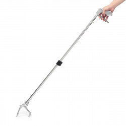 120CM Foldable Snake Catcher With Lock Snake Catch Sharp Snake Clip Snake Pliers Tool