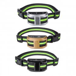 Pet Dog USB Rechargeable Training Collars Dog Shock Anti Bark Collar Control Train Rainrproof Stop Barking Device