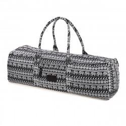 Durable Zipper Portable Bag Multifunctional Waterproof Traveling Luggage Yoga Mat Bags Canvas Shoulder Handbag
