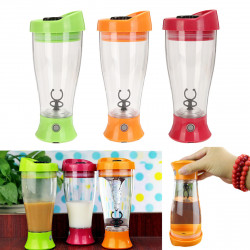 Automatic Mixing Bottle Cup Shaker Protein Blender Milk Coffee Egg Drink Tool