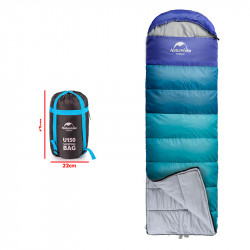 Naturehike U150 Sleeping Bad Ultra Light 1.1kg Cotton Outdoor Camping Sport Sleeping Bag For Adult