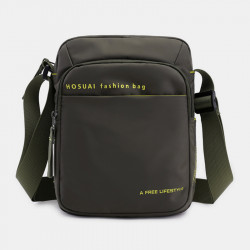 Men Mini Small Light Weight Shoulder Bag Crossbody Bag For Sports Outdoor