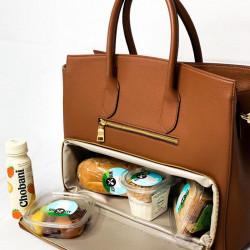 Women Handbag Solid Multifunction Crossbody Bag