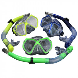 Adult Scuba Diving Snorkel Set Dive Mask+Water Goggles Snorkeling Swimming Diving Suit Equipment