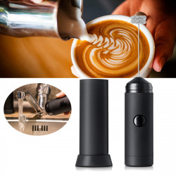 Handheld Electric Milk Frother Coffee Latte Foamer Whisk Egg Mixer Foamer Mixer Whisk Tool