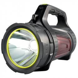 XANES 881-A 2000LM 200W 1000m Powerful Flashlight DC Plug Waterproof Emergency LED Searchlight Strong Spotlight
