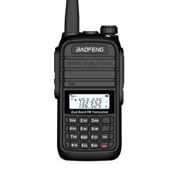 BAOFENG UV6RA 5W UV Dual Band Mini Ultralight Handheld Radio Walkie Talkie Civilian Intercom Interphone