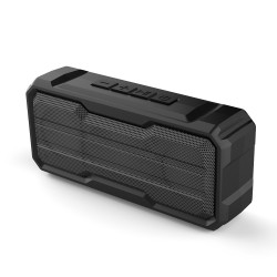 Bakeey Wireless bluetooth Speaker TF Card U Disk AUX Splashproof Outdoor Subwoofer with Mic
