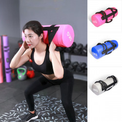 15kg Sandbag Weightlifting Bag Sport Gym Fitness Sandbag Powerbag Exercise Tools