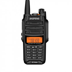 BAOFENG BF-9R Mate 10W 128 Channels Dual Band Two-way Radio Handheld Walkie Talkie Interphone