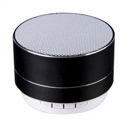 A10 Mini Card Metal Wireless Portable Bass LED Wireless bluetooth Speaker