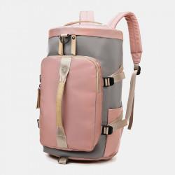 Women Travel Large Capacity Waterproof Multi-Carry Large Capacity Backpack Shoulder Bag